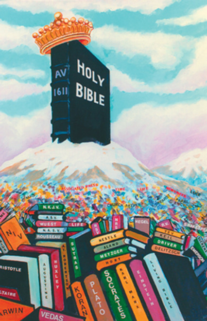 Bible Mountain - Magnet