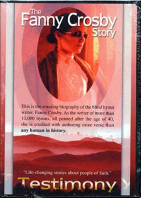 Fanny Crosby Story - DVD