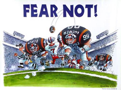 Fear Not! - Poster