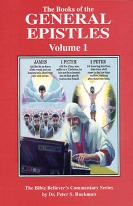 General Epistles Commentary, Volume 1