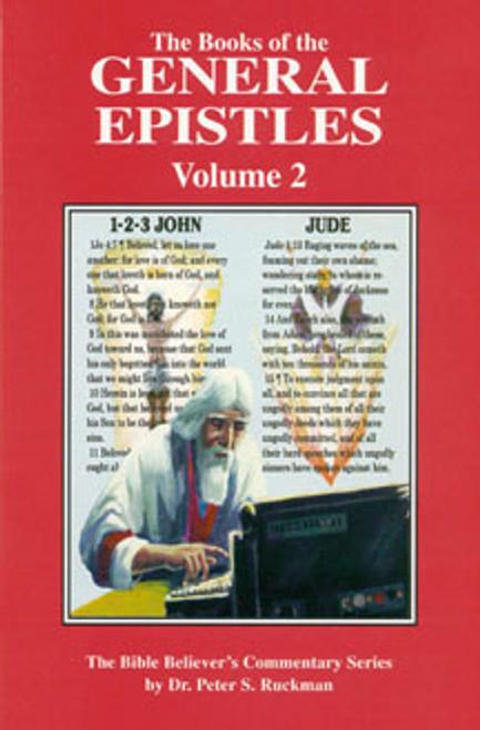 General Epistles Commentary, Volume 2