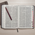 Broadman & Holman Bible: Giant Print Reference Bible LeatherTouch - Indexed