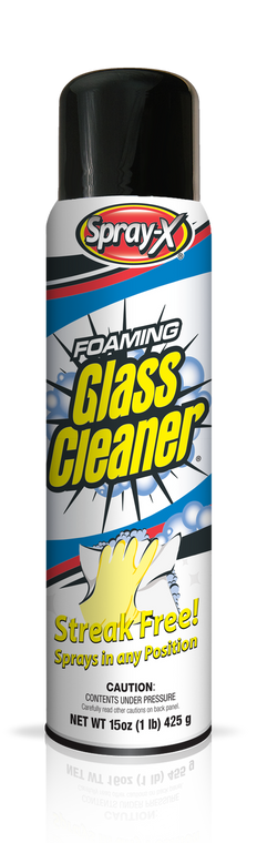Window Cleaner Foaming Windshield Cleaner Glass Cleaner Professional Premier Window Cleaning Brand