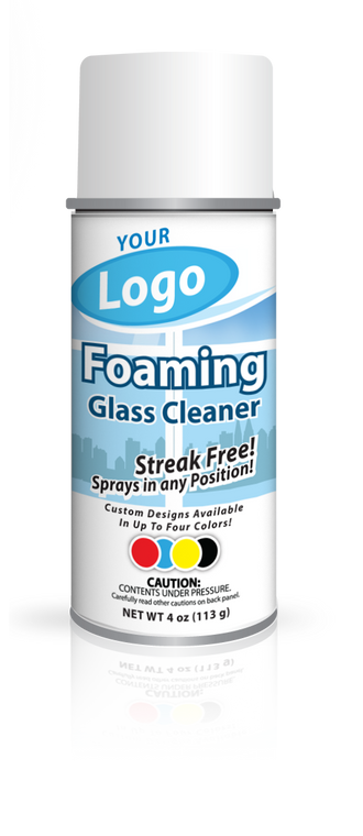 Private Label Professional Glass Cleaner Best Cleaner Favorite Glass Cleaner Ammonia-Free Foaming