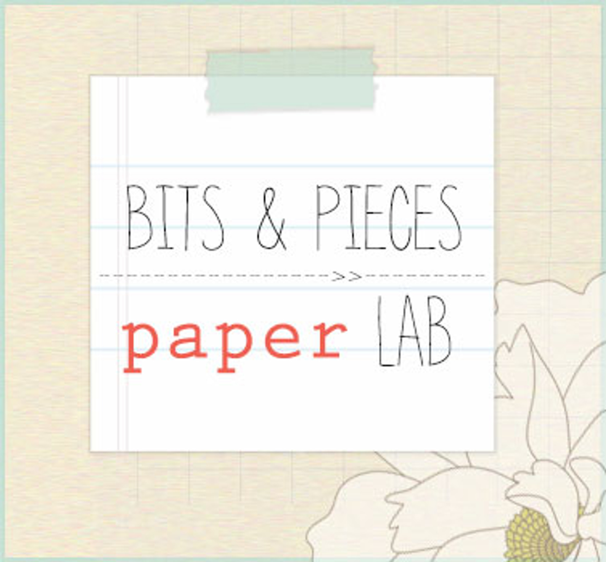 Bits & Pieces Paper Lab