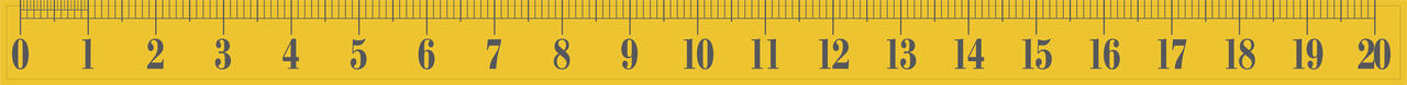 Ruler SVG Cut File