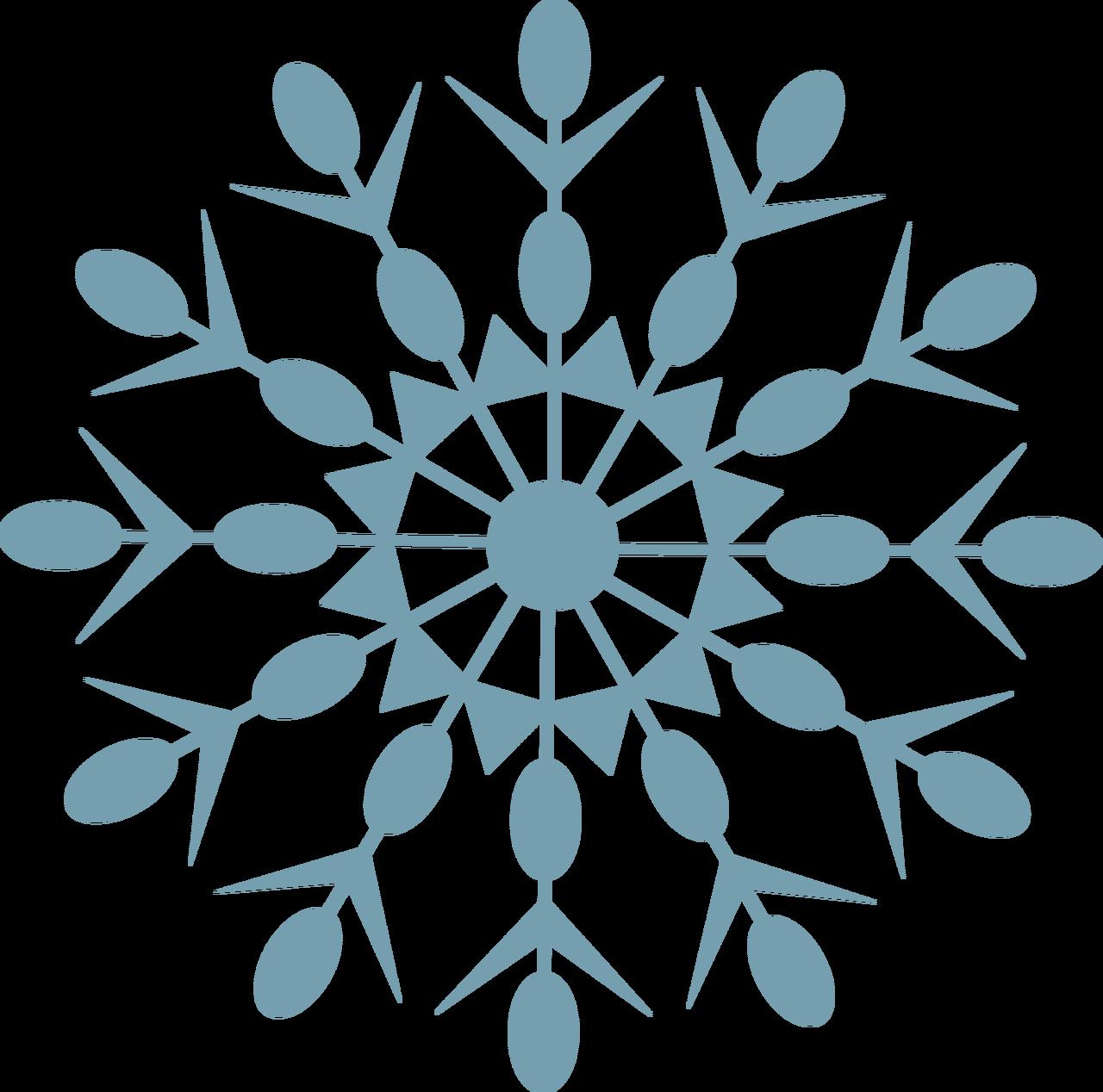 Snowflake #25 SVG Cut File