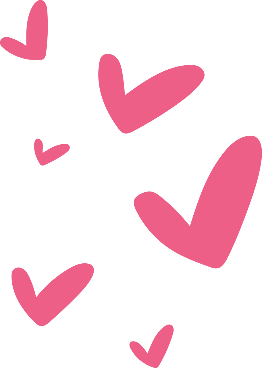 Hearts #1 SVG Cut File