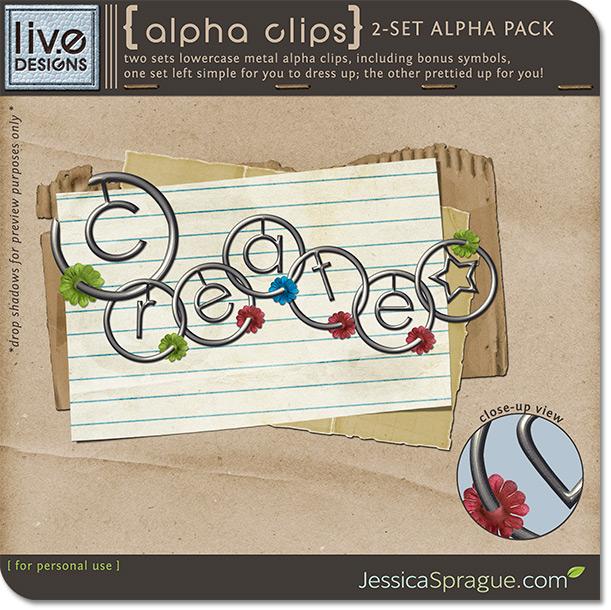 Alpha Clips