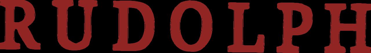 Rudolph SVG Cut File