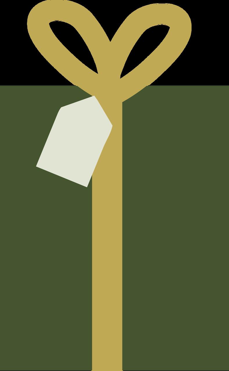 Present #4 SVG Cut File