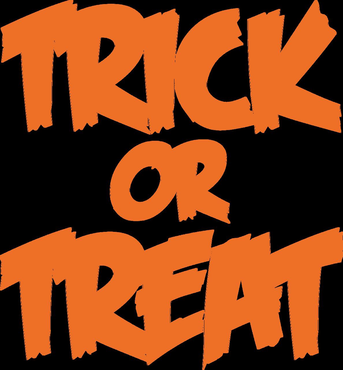 Trick Or Treat #2 SVG Cut File