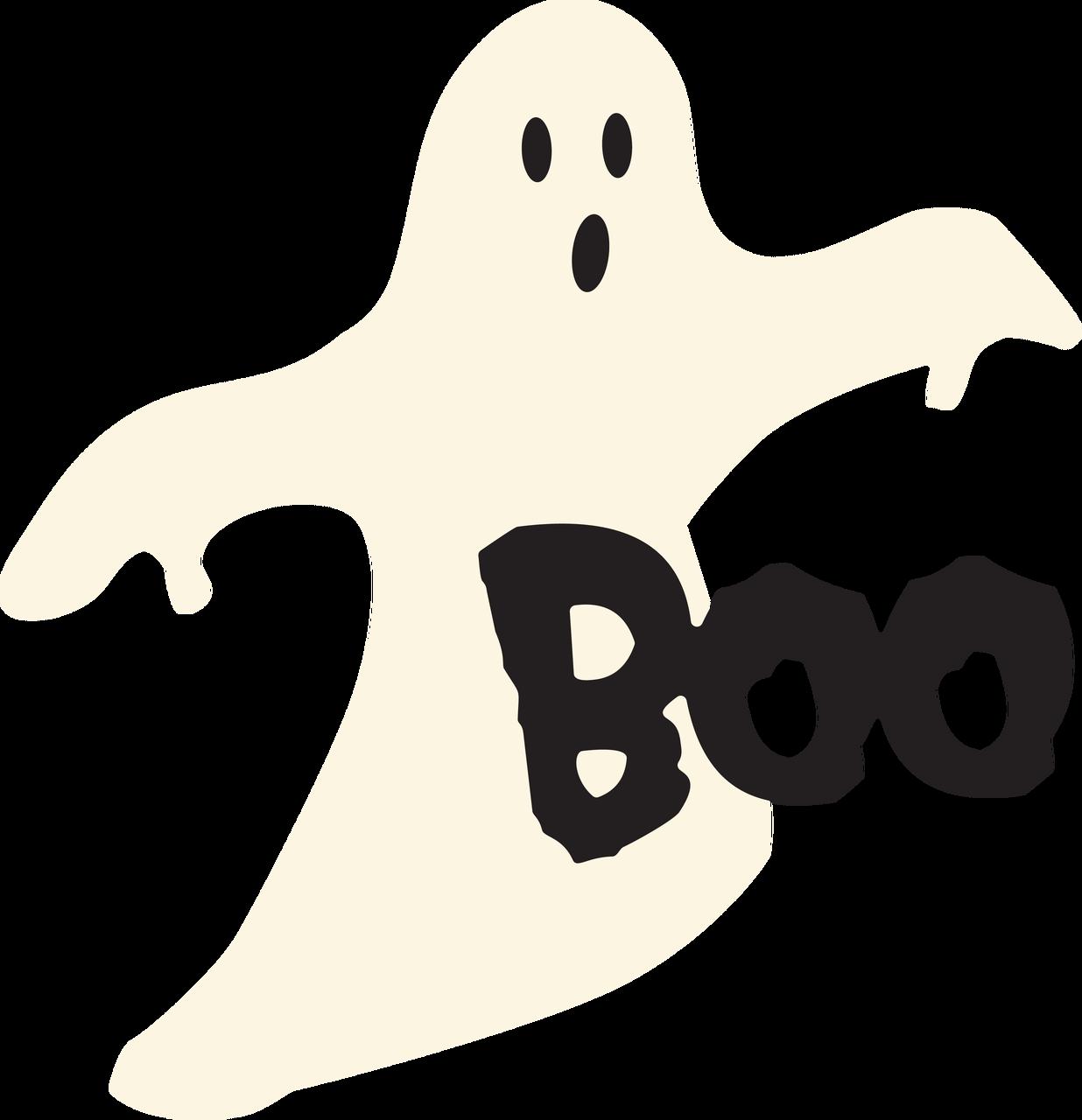 Boo #2 SVG Cut File