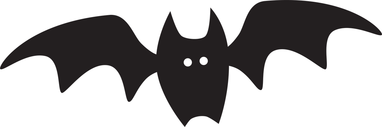 Bat SVG Cut File