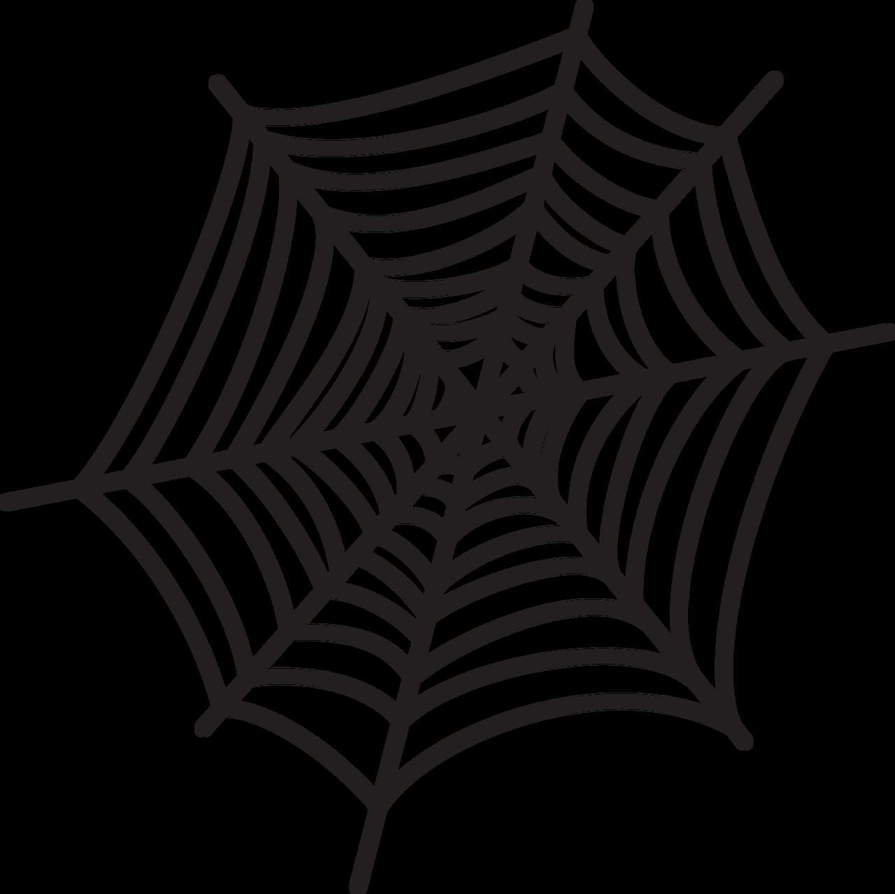 Spider Web SVG Cut File