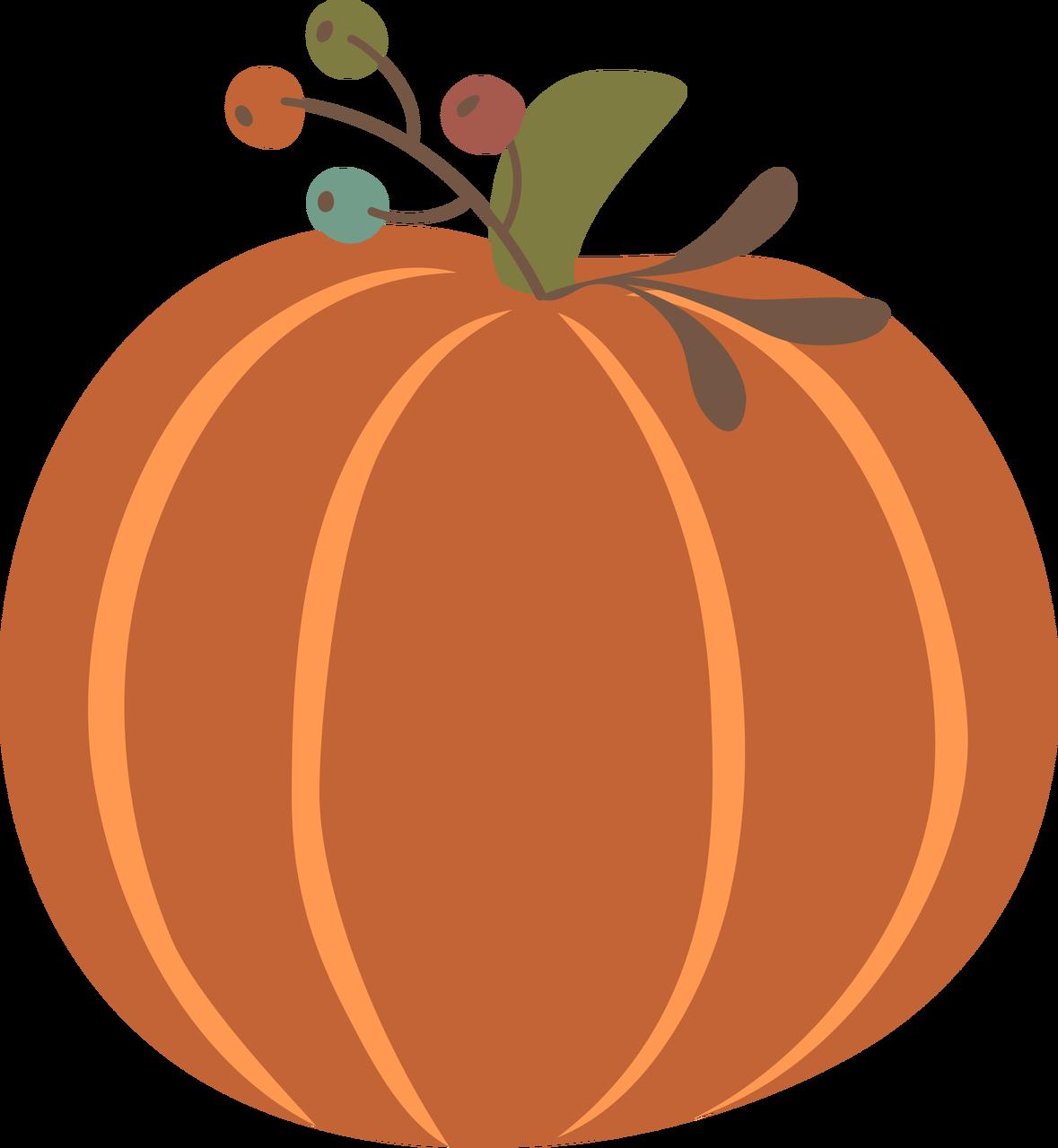 Pumpkin SVG Cut File