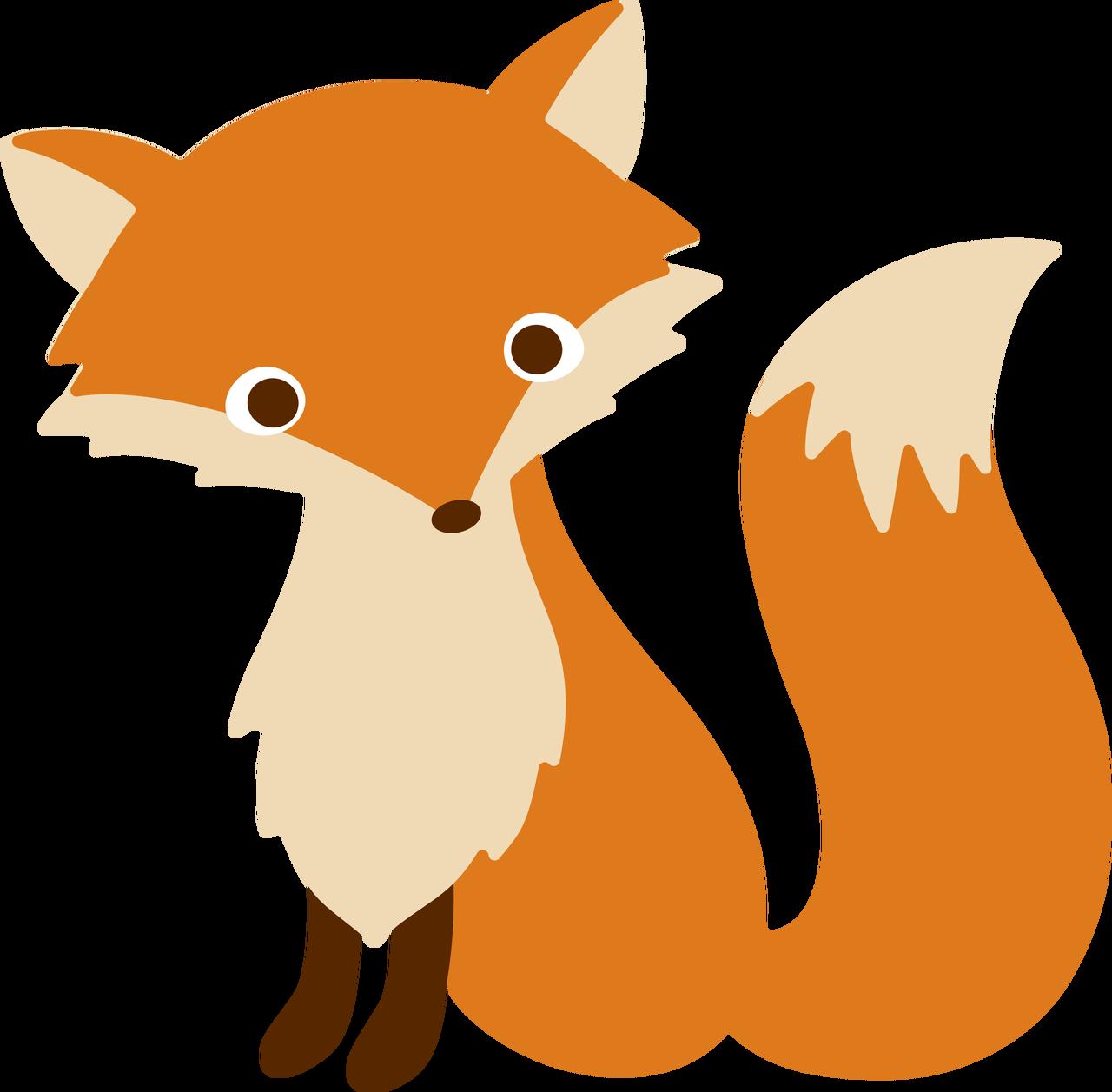 Fox #2 SVG Cut File