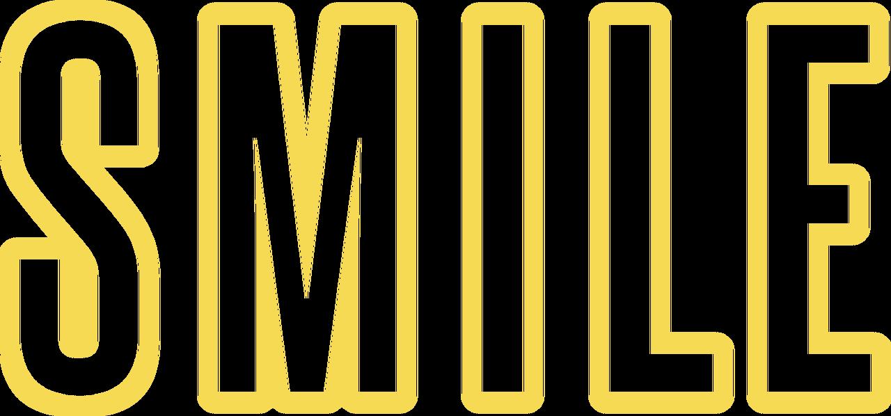 Smile #3 SVG Cut File