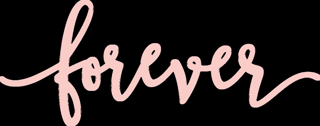 Forever SVG Cut File