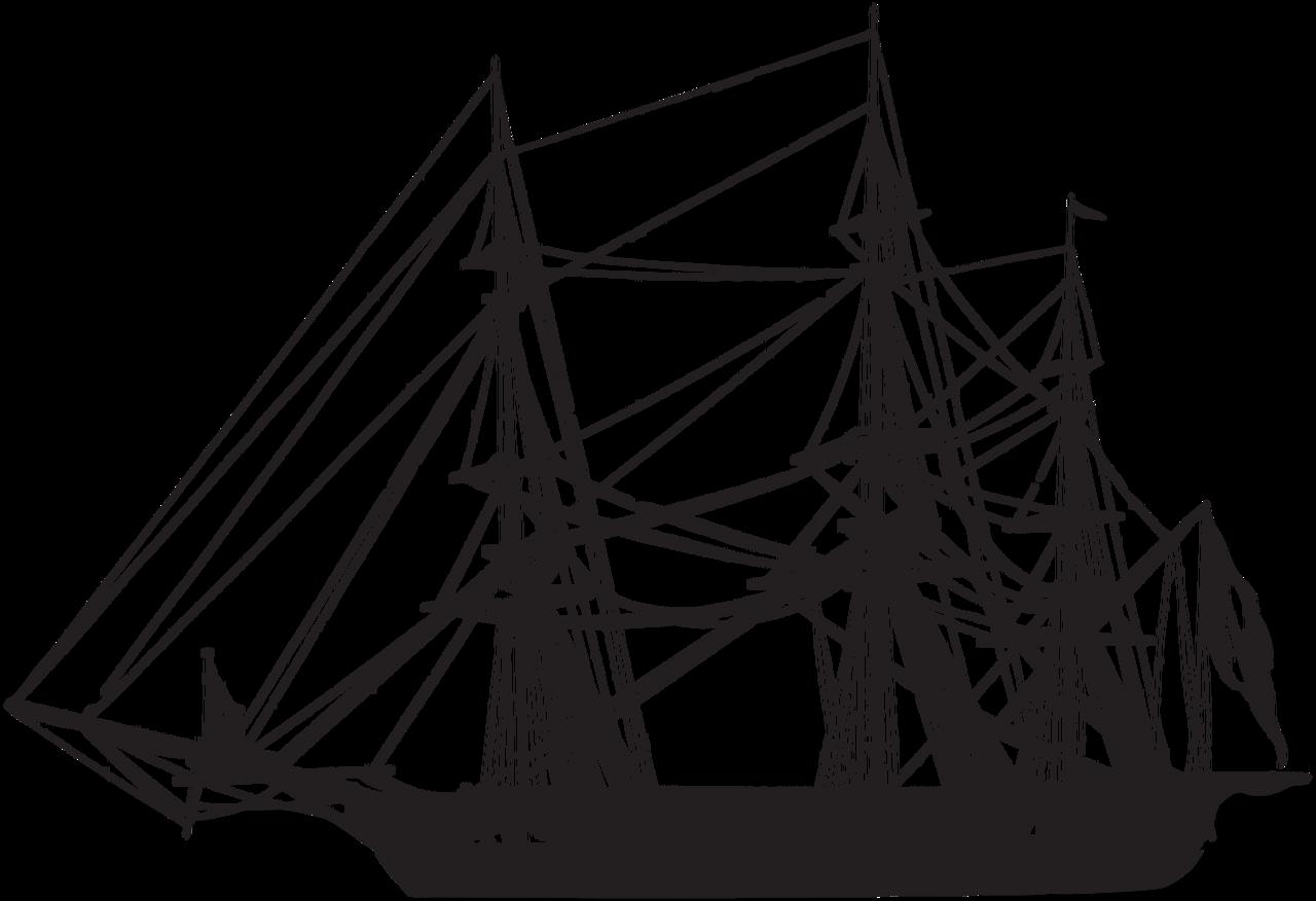 Ship Print & Cut File
