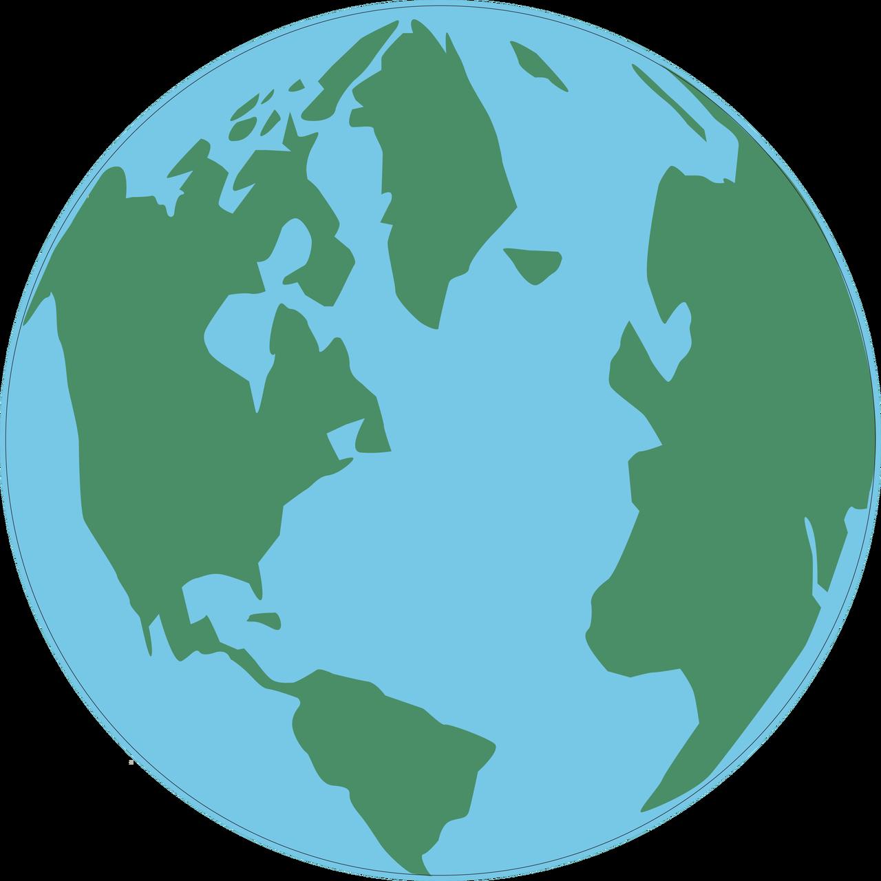 Globe #3 SVG Cut File