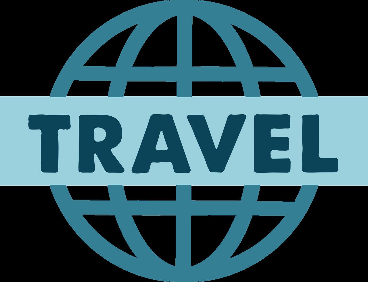 Travel SVG Cut File