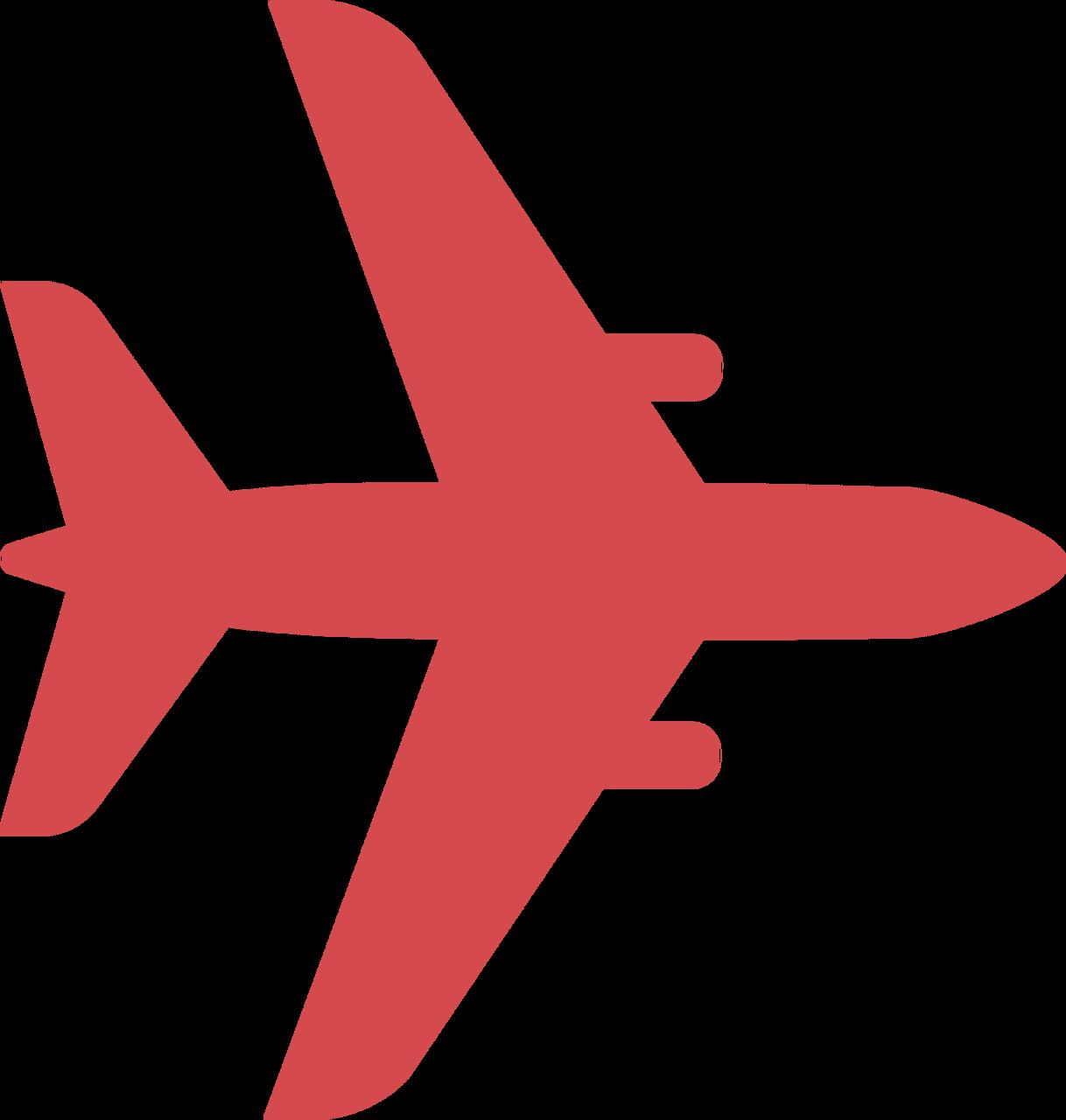 Airplane #2 SVG Cut File