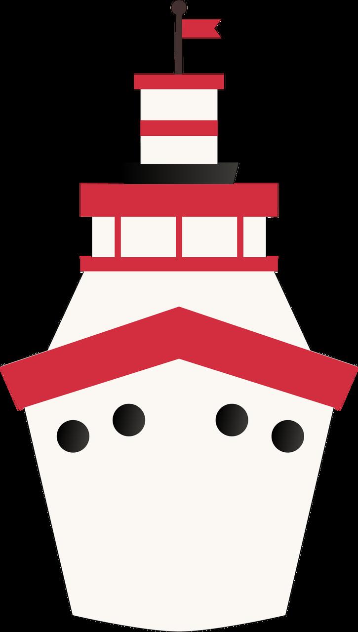 Boat SVG Cut File