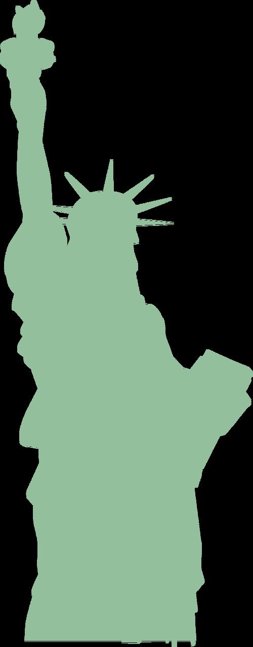 Statue Of Liberty #2SVG Cut File