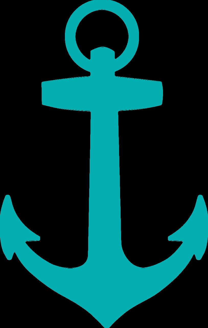 Anchor #2 SVG Cut File