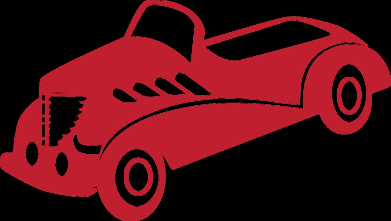 Toy Car SVG Cut File