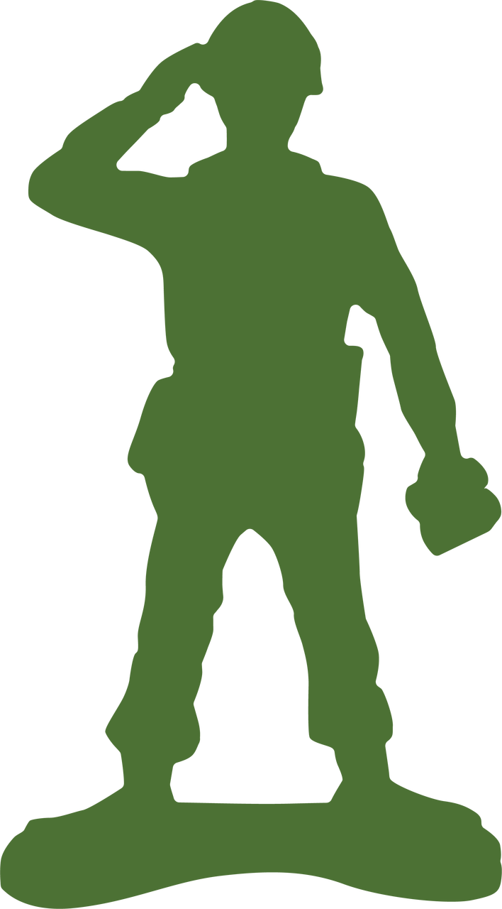 Toy Army Man 2 Svg Cut File Snap Click Supply Co