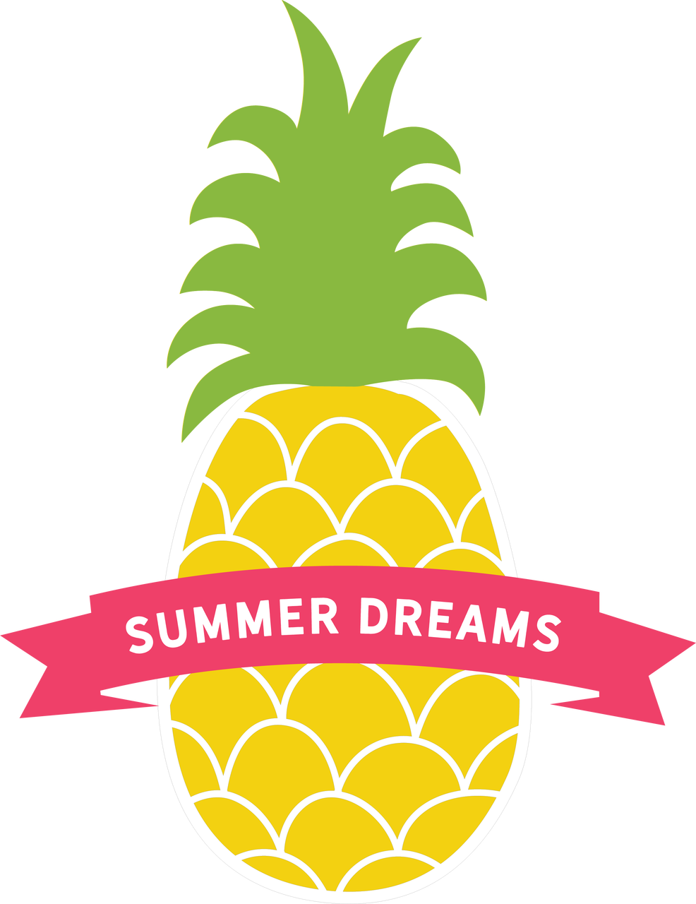 Summer Dreams SVG Cut File