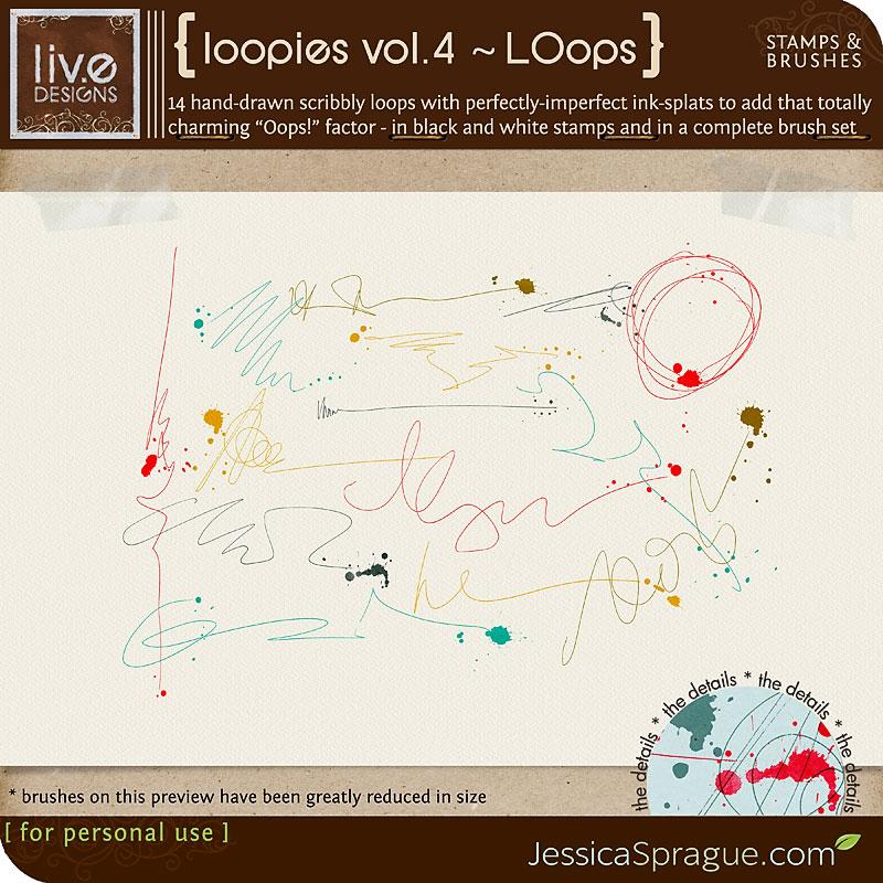 Loopies Vol. 4 - LOops