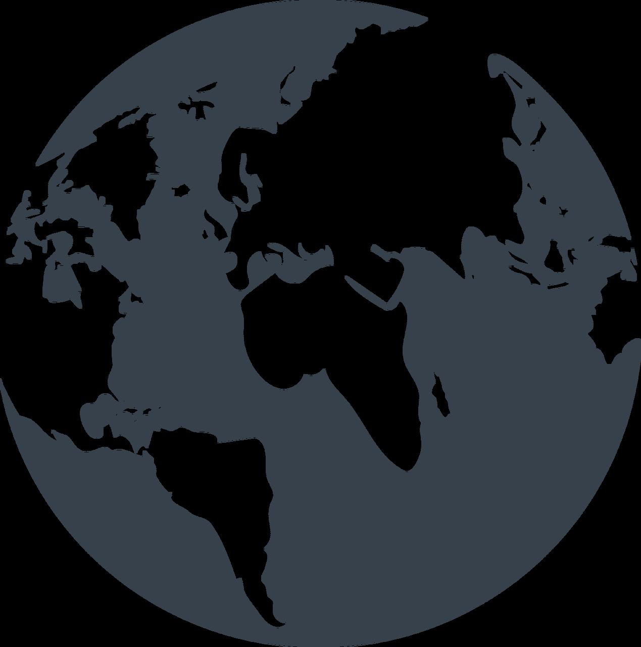 Earth SVG Cut File