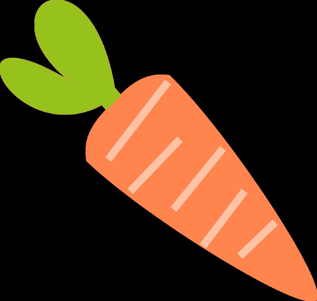 Carrot SVG Cut File