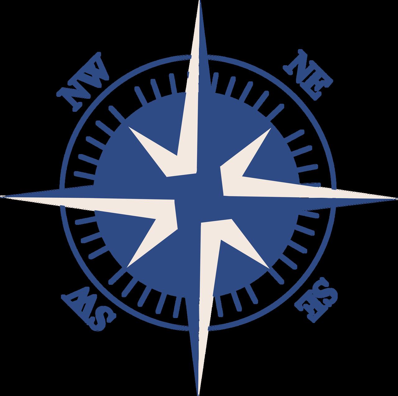 Compass #3 SVG Cut File