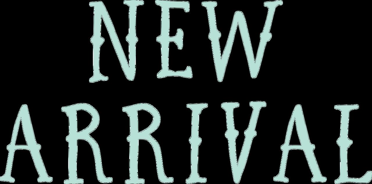 New Arrival SVG Cut File