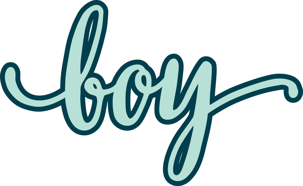 Boy #2 SVG Cut File