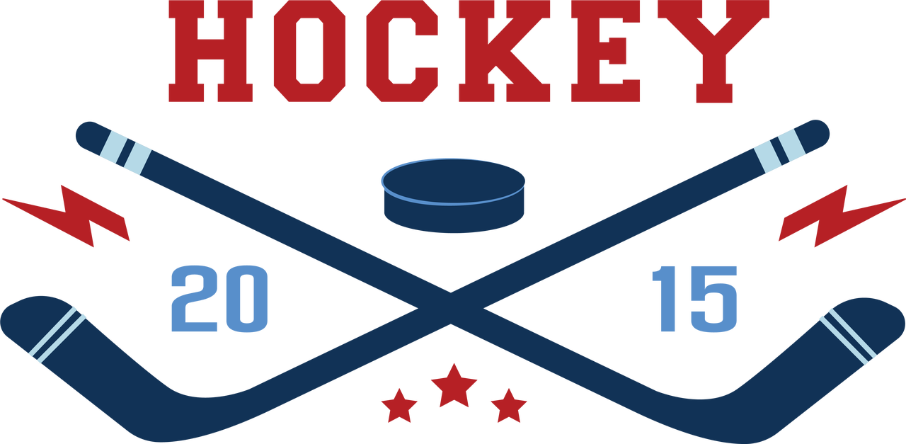 Hockey Tag SVG Cut File