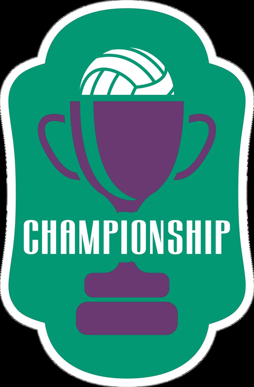Championship SVG Cut File