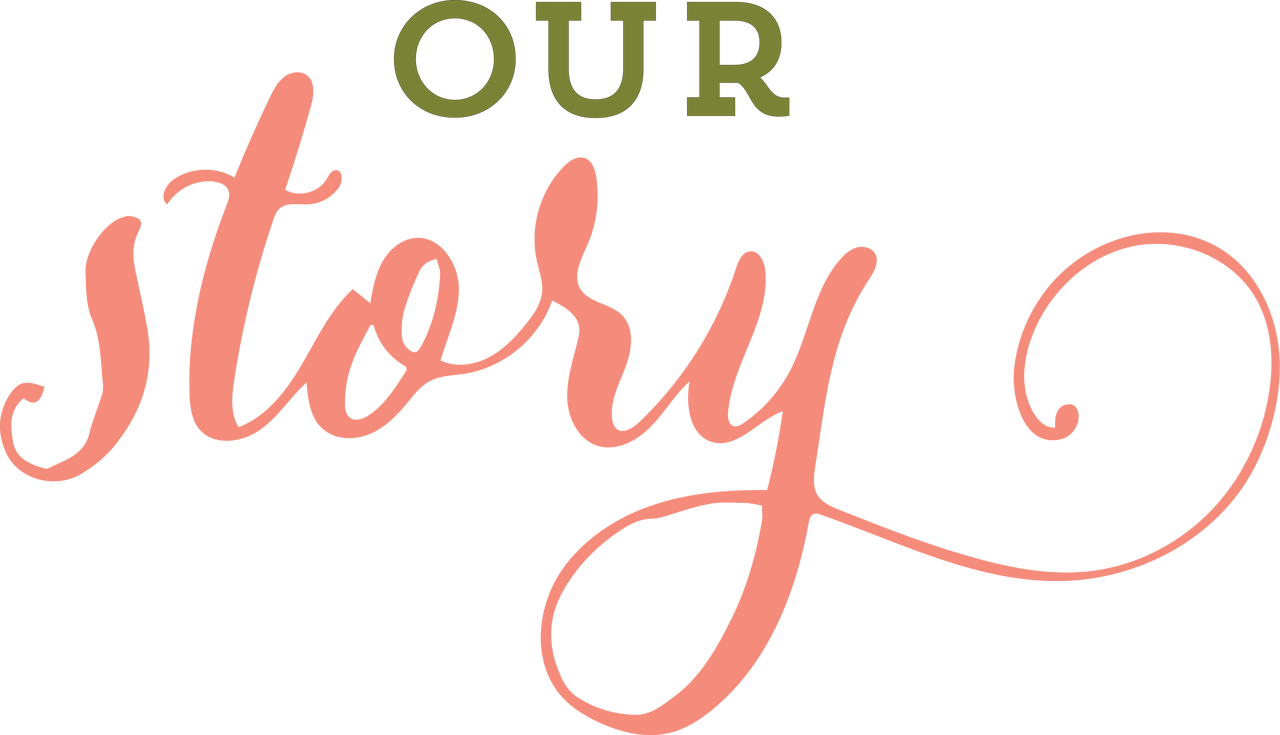 Our Story SVG Cut File