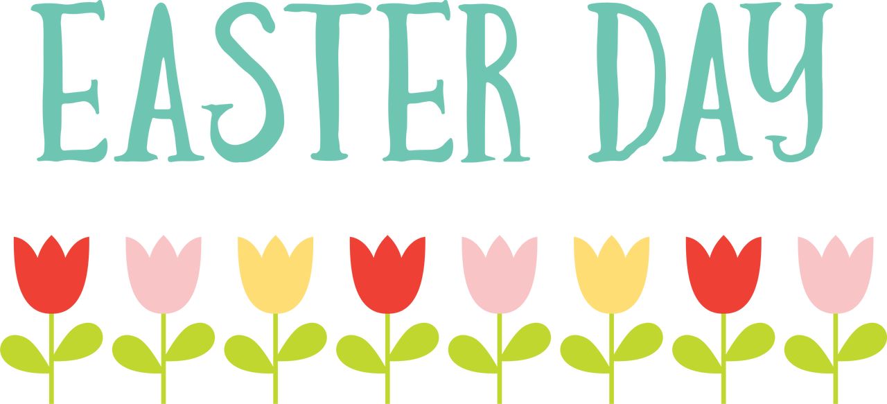 Easter Day SVG Cut File
