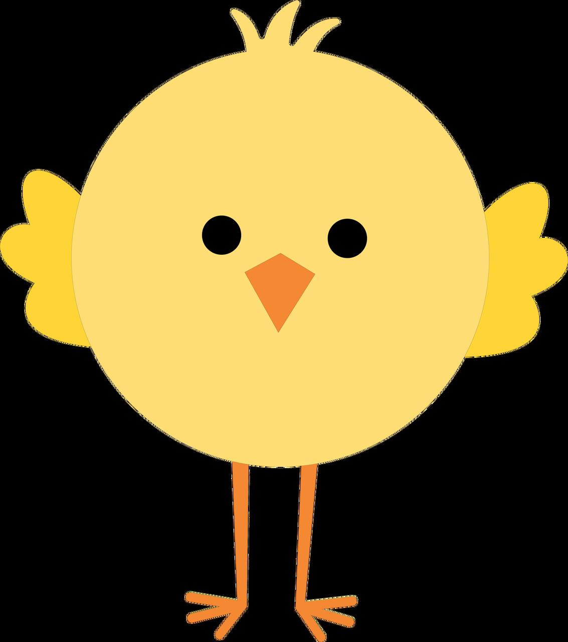Chick SVG Cut File