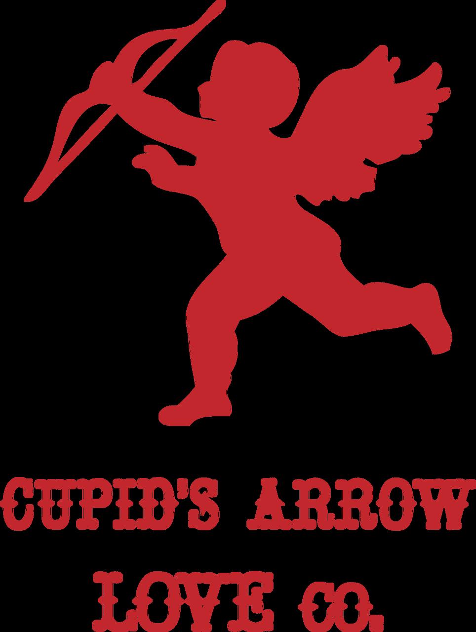 Cupid's Arrow Love Co. SVG Cut File
