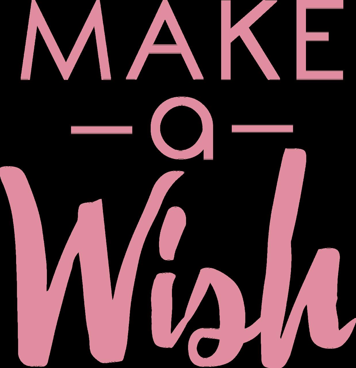 Make A Wish #2 SVG Cut File