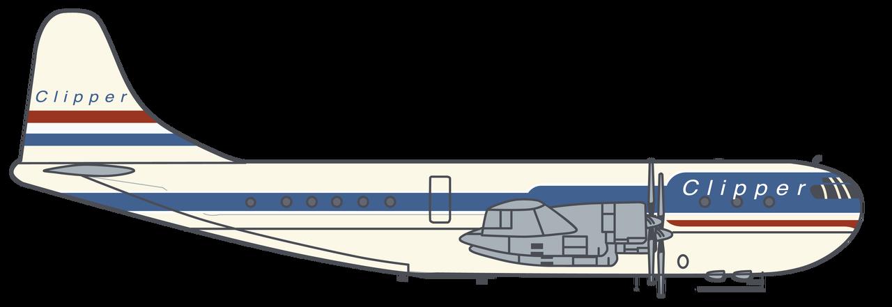 Airplane #3 SVG Cut File