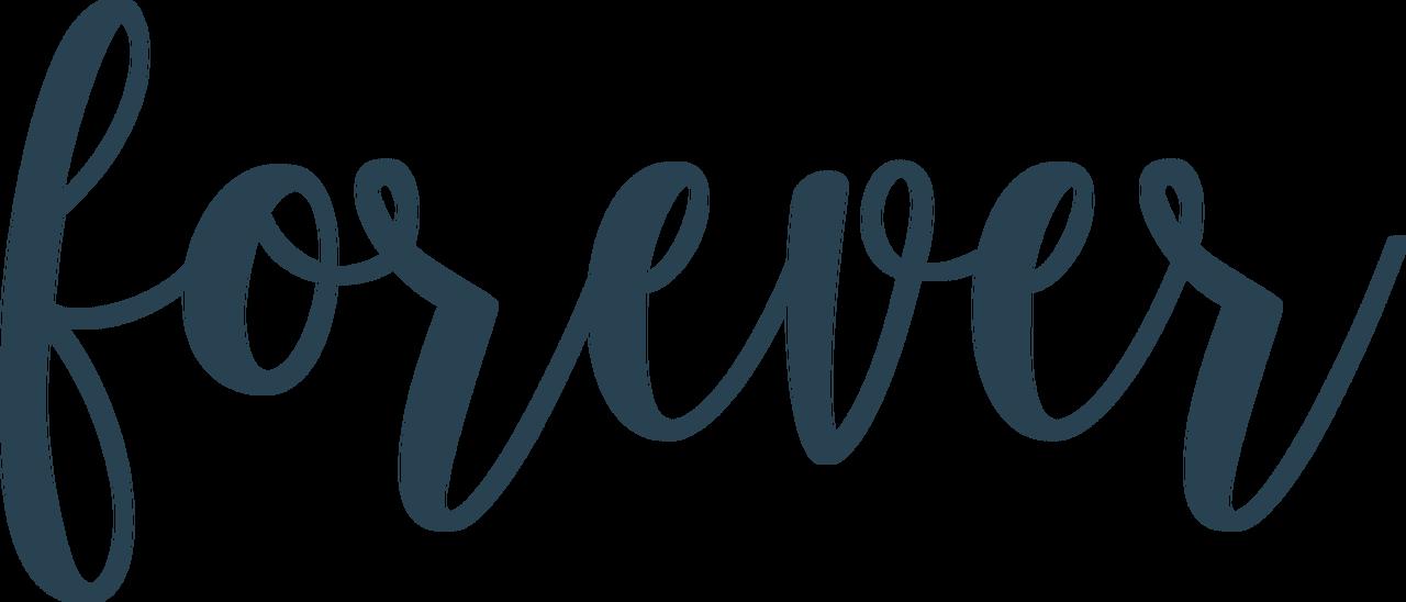 Forever #3 SVG Cut File