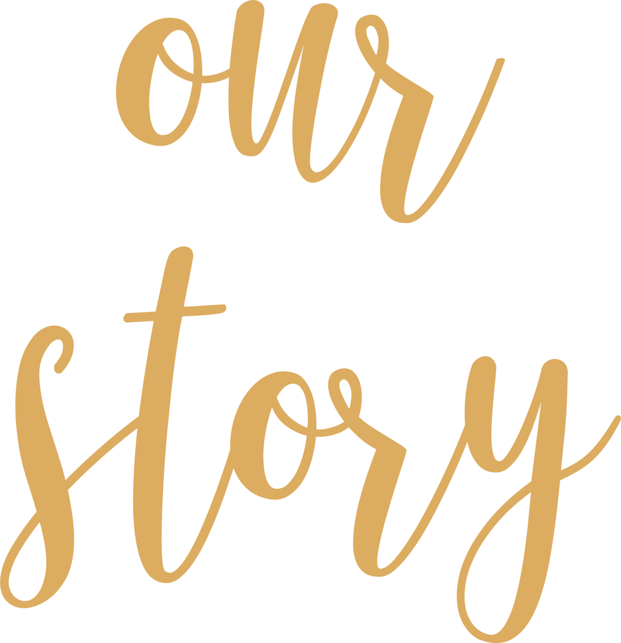 Our Story #2 SVG Cut File