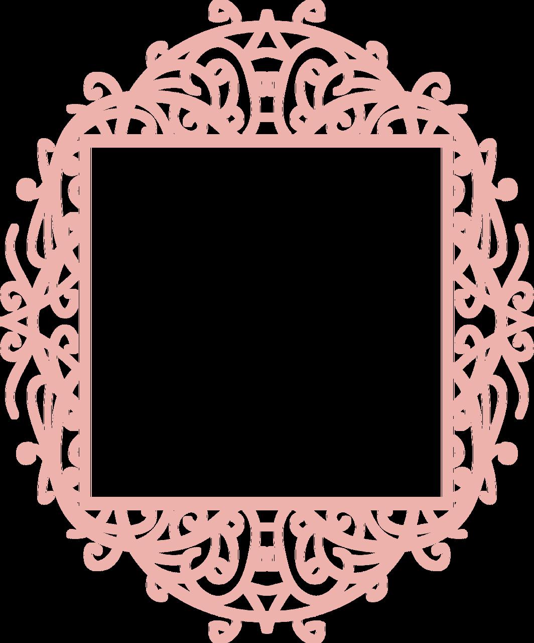 Wedding Doily SVG Cut File